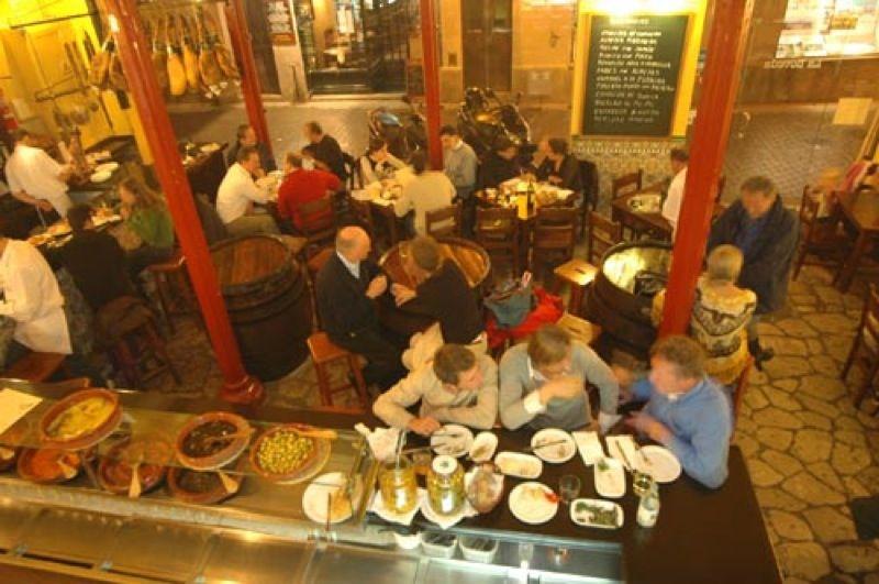 Tapas Bar in Palma