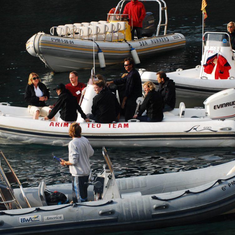 Motor Boat Challenge