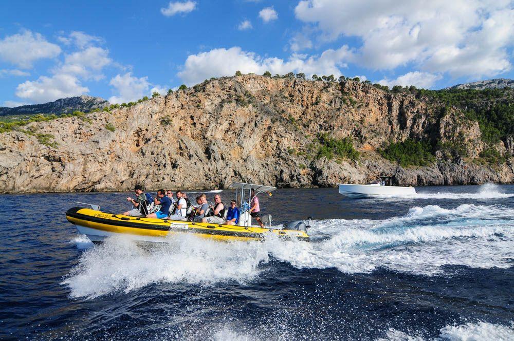 Tramuntana Experience speedboat tour