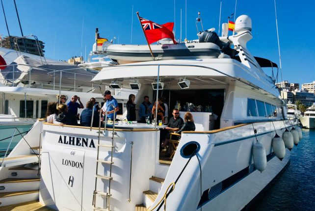 Luxury yacht charter in Majorca
