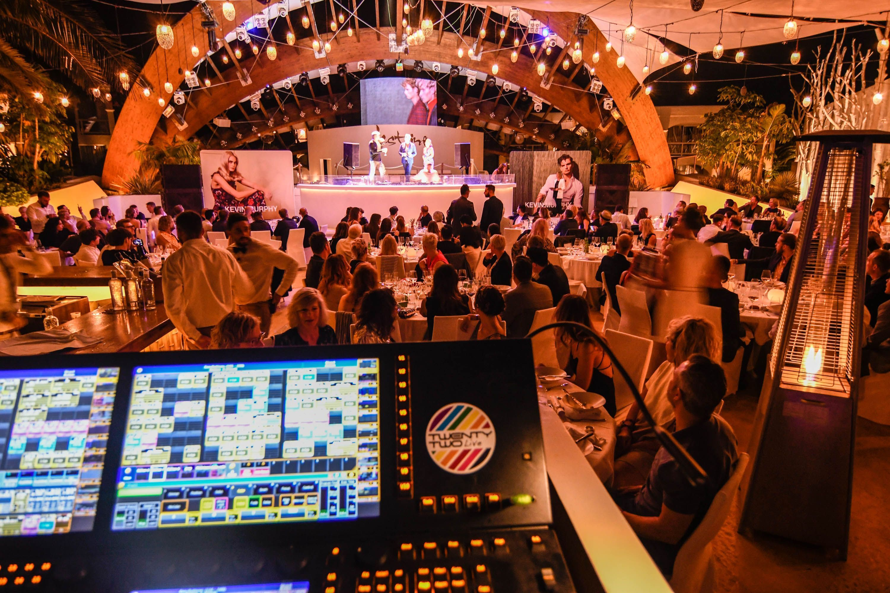 Unics Event Agency Ibiza